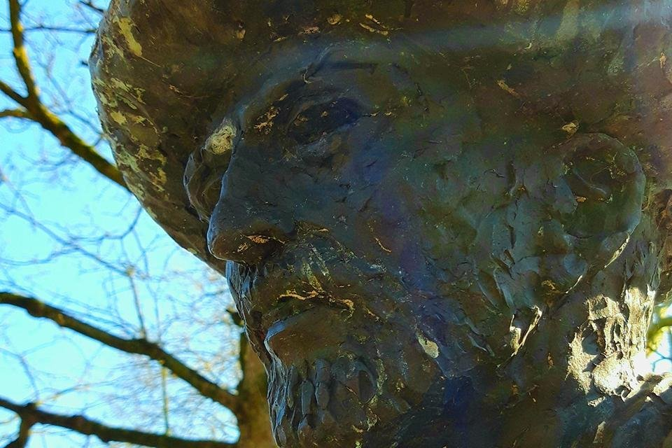 Standbeeld van Vincent van Gogh, Nuenen, Nederland