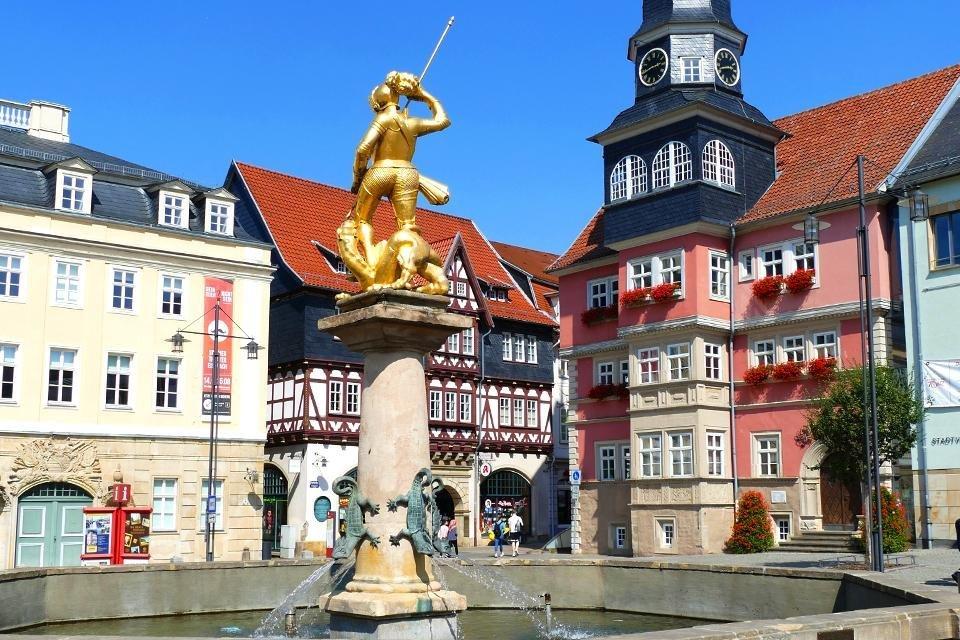 Eisenach, Duitsland