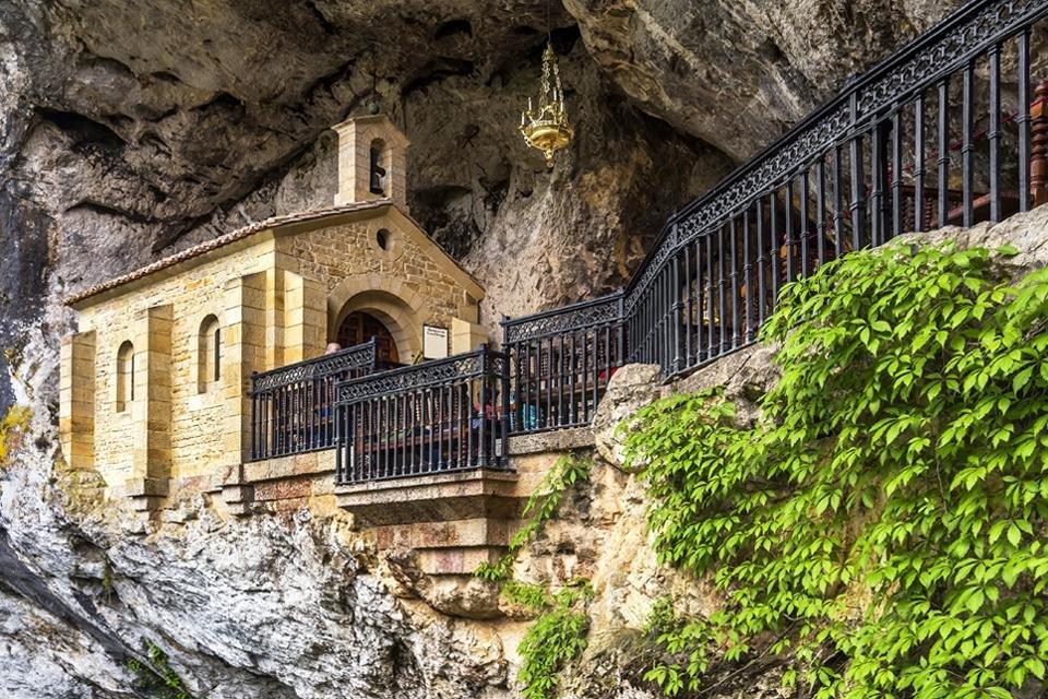 Covadonga, Spanje
