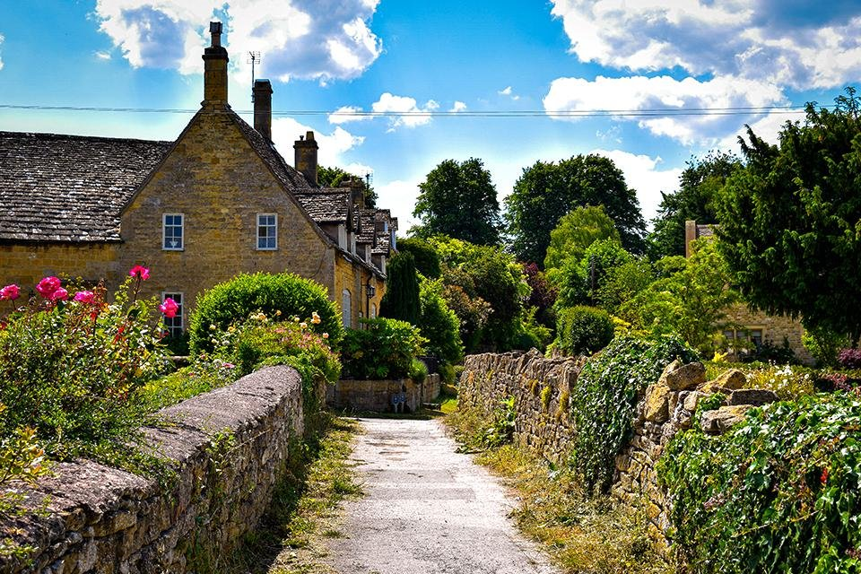 Cotswolds, Engeland