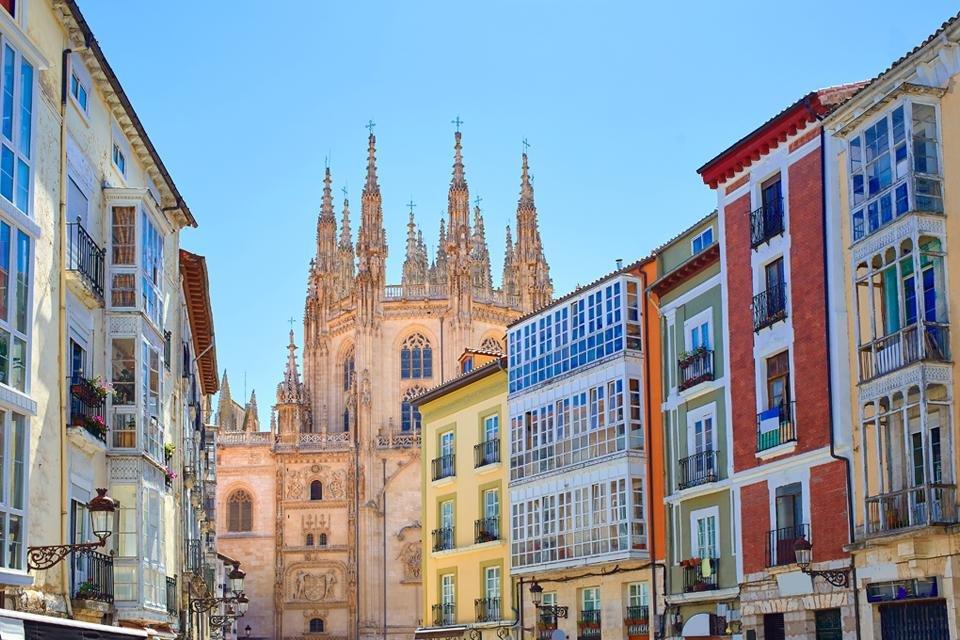 Burgos, Spanje