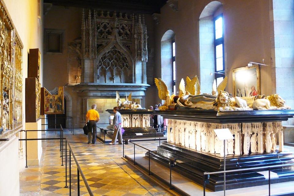 Palais des Ducs | Musée des Beaux-Arts in Dijon, Frankrijk