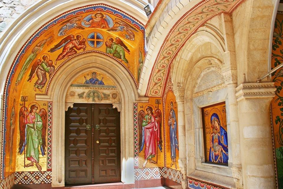 Kykkosklooster, Cyprus