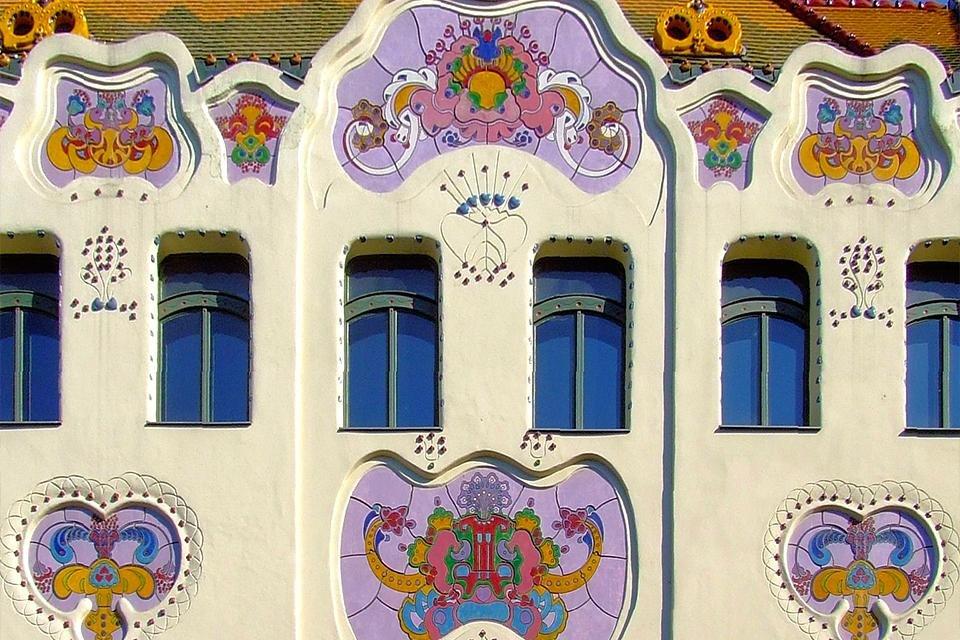 Cifrapalota in Kecskemét, Hongarije