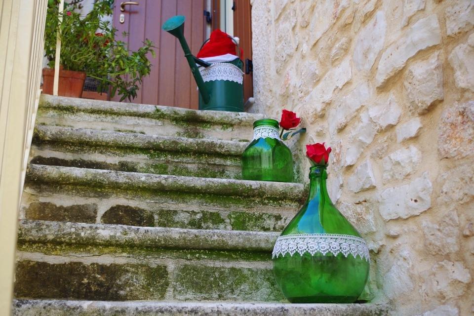 Kerstbeeld in Apulië