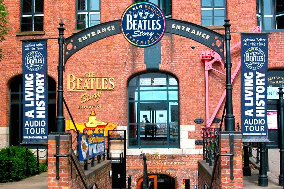 Beatles Experience, Liverpool, Groot-Brittannië