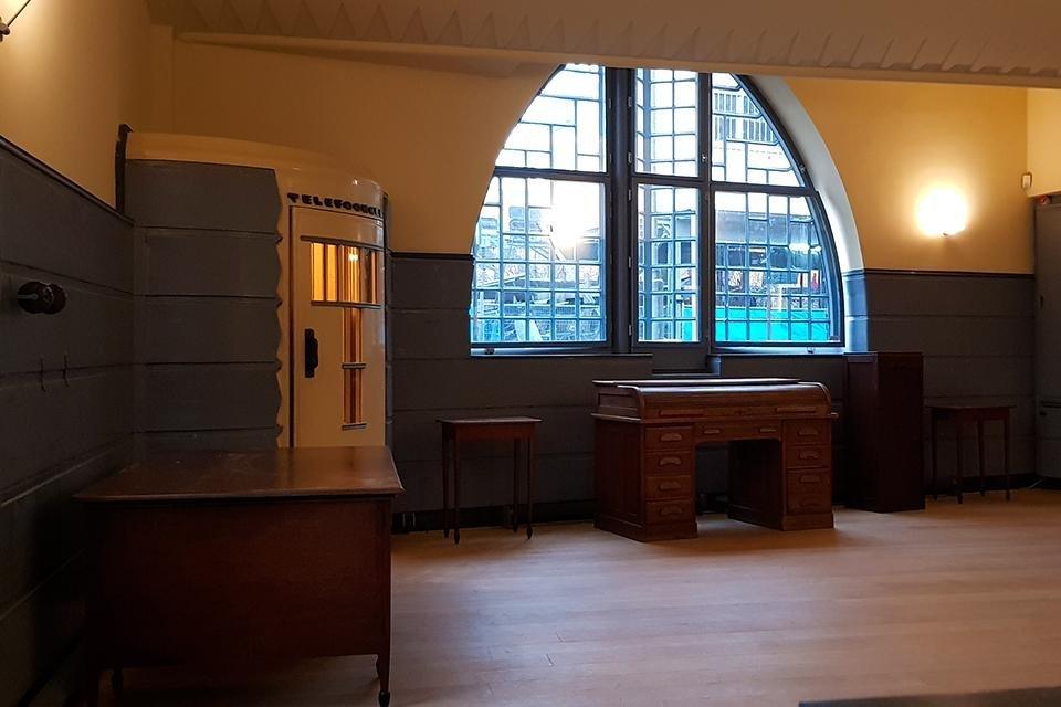 Postkantoor Museum Het Schip Amsterdam Nederland