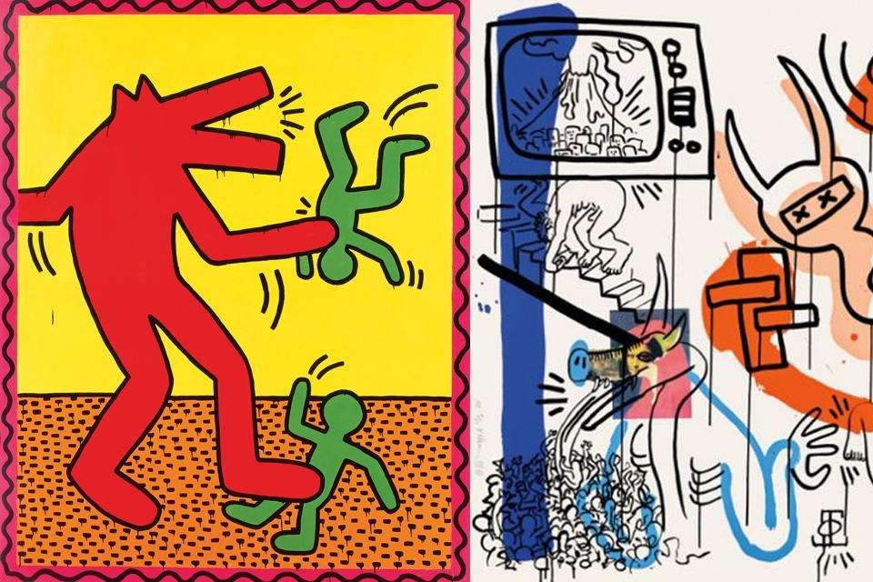 Keith Haring  © Keith Haring Foundation