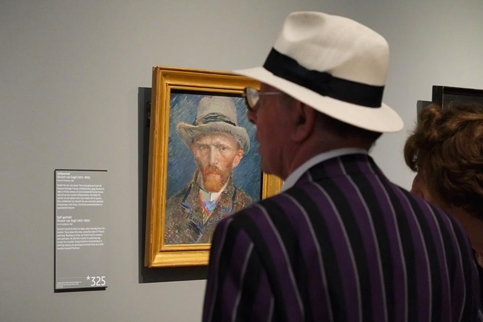 Van Gogh Museum Amsterdam, Nederland