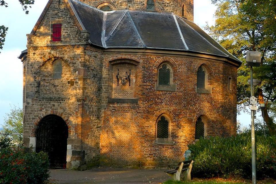 De Nicolaaskapel in Nijmegen, Nederland
