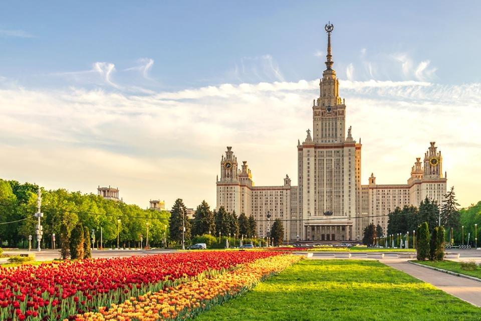 7 Zusters in Moskou, Rusland