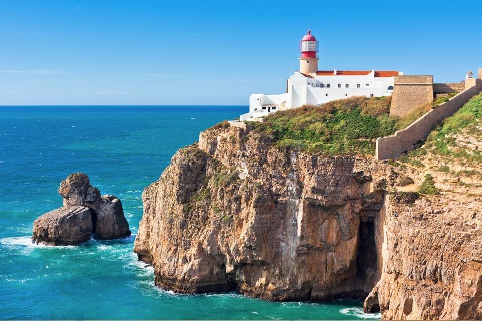Cabo de São Vicente, Portugal