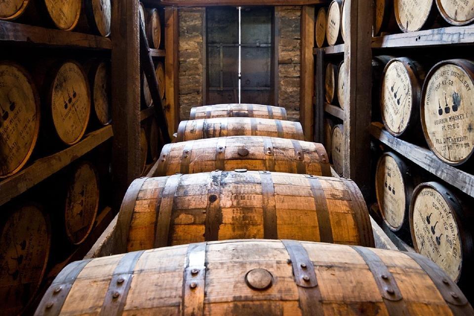 Whisky barrels, Groot-Brittannië