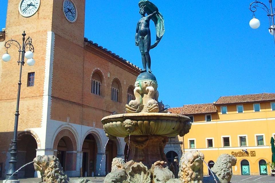 Fano, De Marken, Italië