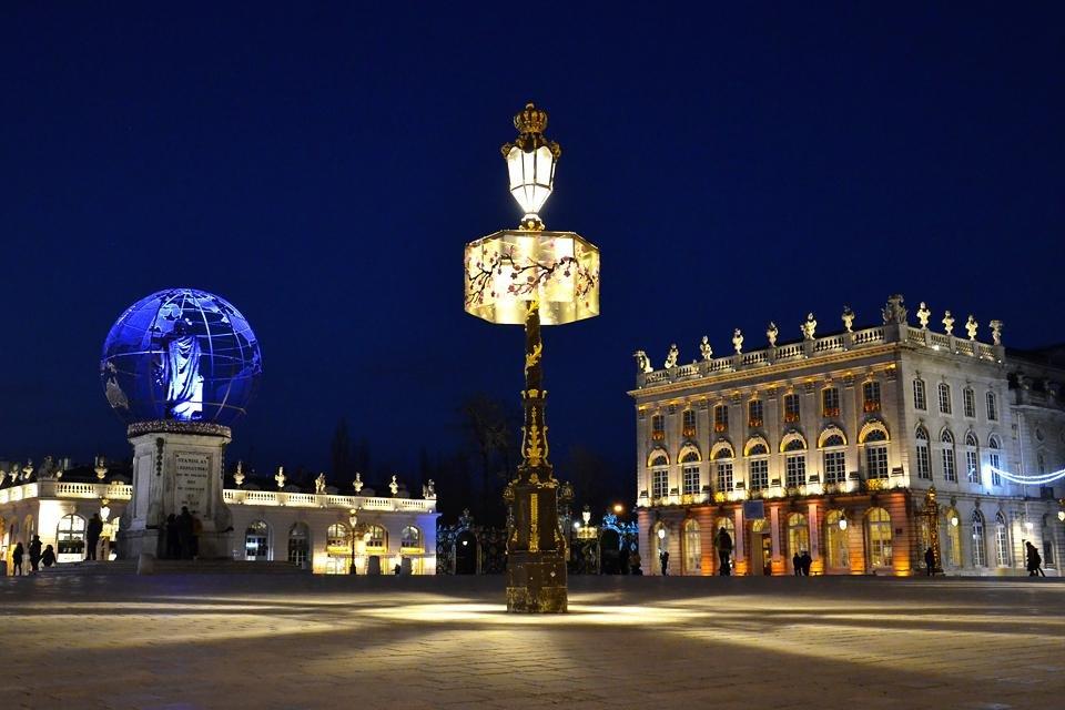Place Stanislas in Nancy, Frankrijk
