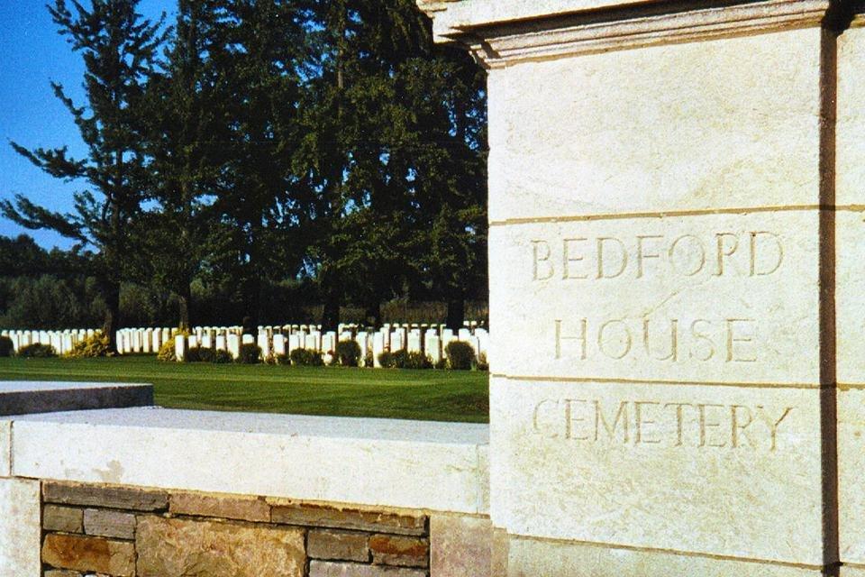 Bedford House Cemetery, België
